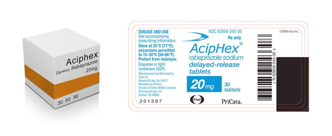 aciphex dosage forms of paracetamol drug