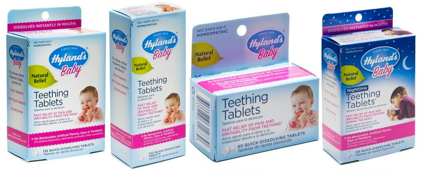 Philadelphia Hyland's Teething Tablet Injury Lawyers