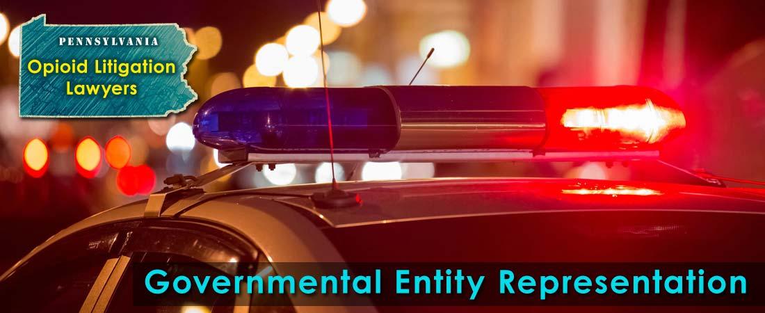 Pennsylvania Opioid Government Litigation Lawyers