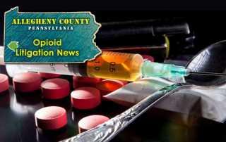 Allegheny County Drug Deaths