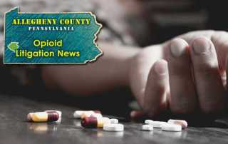 Allegheny County Opioid Overdose Deaths