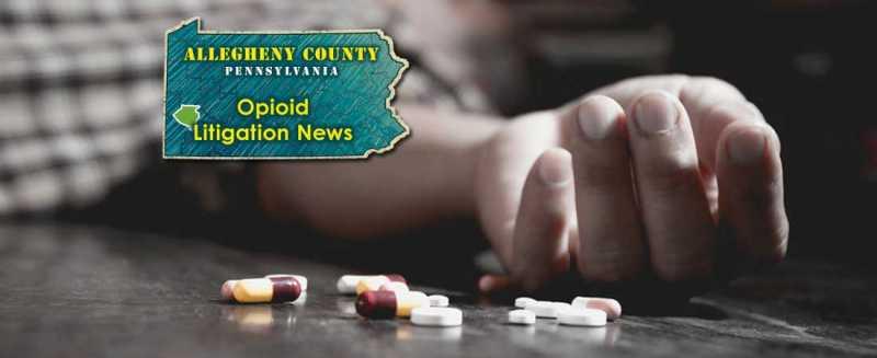 Allegheny County Opioid Overdose Deaths