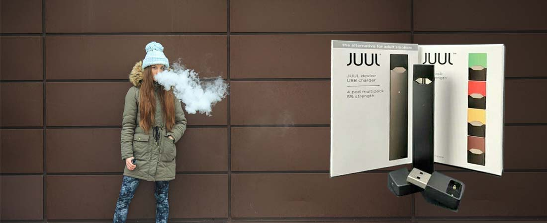 JUUL E-cigarette Vape Injury Lawyers